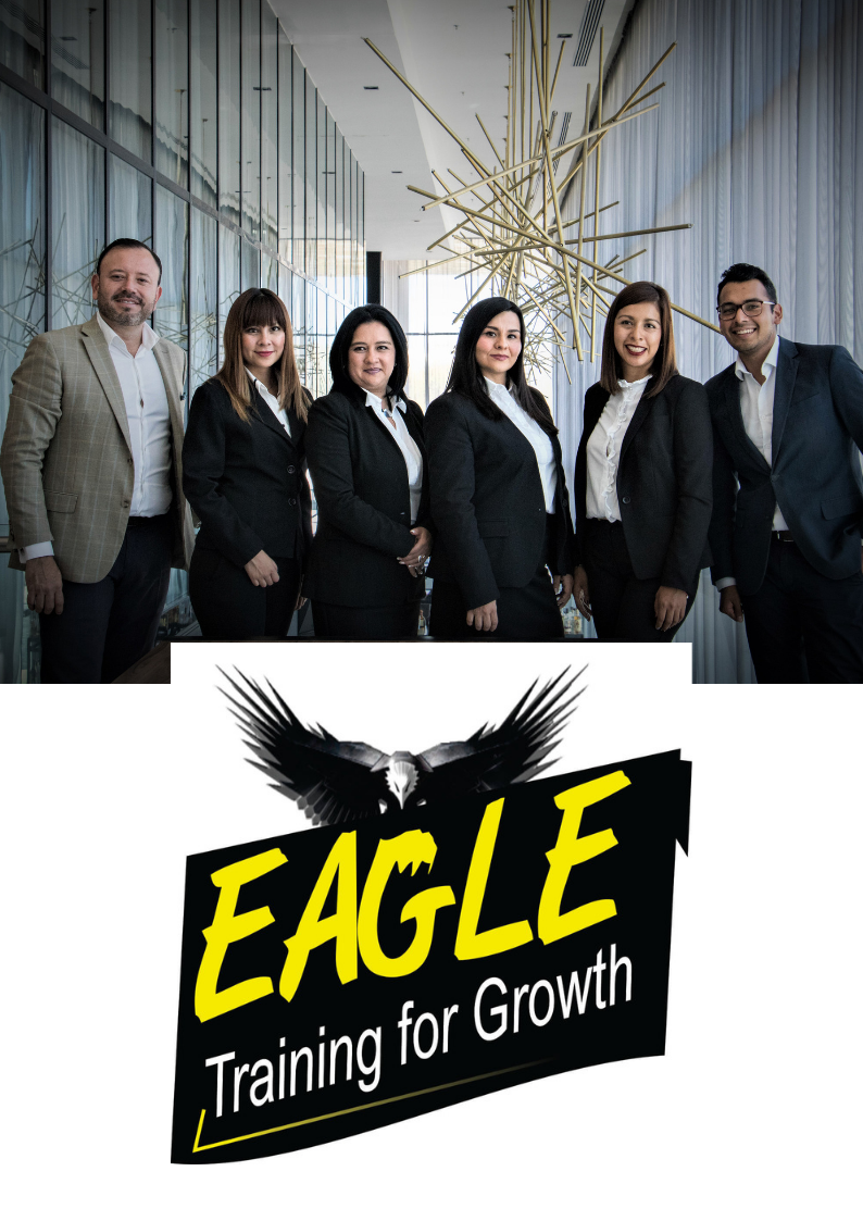 Eagle training for growth